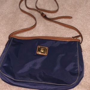 Ralph Lauren washable crossbody